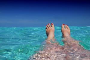 water moisturizer skin